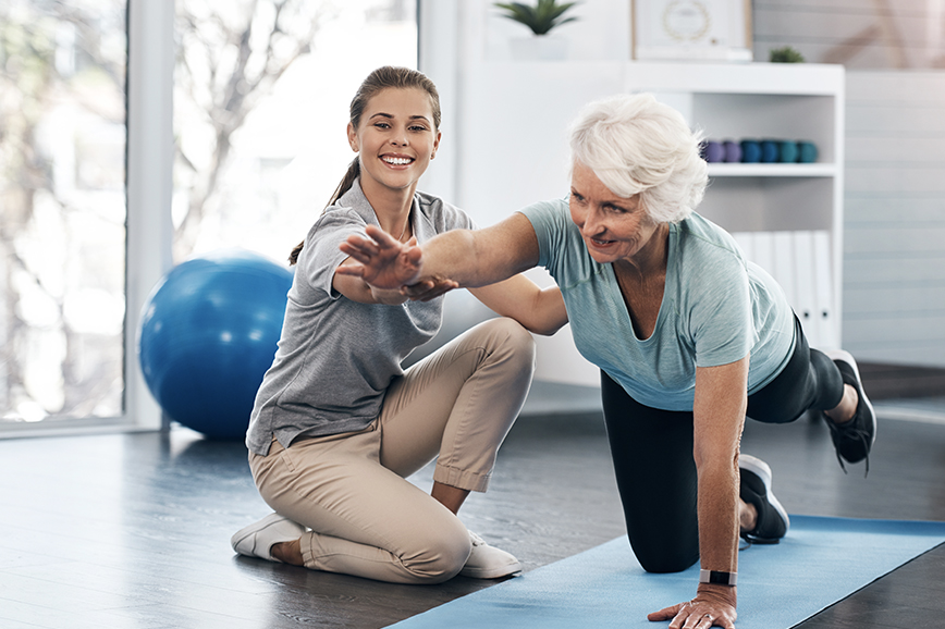 The Difference Between Inpatient vs. Outpatient Rehabilitation and Therapy for Seniors